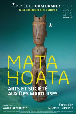 Matahoata : Arts et société aux îles Marquises, l'expo du Quai Branly