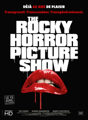 The Rocky Horror Picture Show ressort en salles
