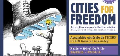 Paris célèbre les dix ans de l'ICORN