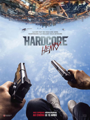 Hardcore Henry : gagnez vos places pour l'avant-première !