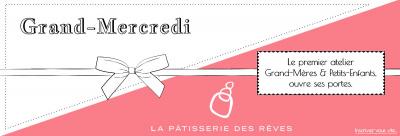 La Pâtisserie des Rêves propose des ateliers mamies-enfants !