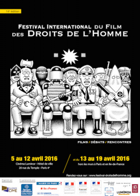 Festival international du Film des Droits de l'Homme de Paris 2016