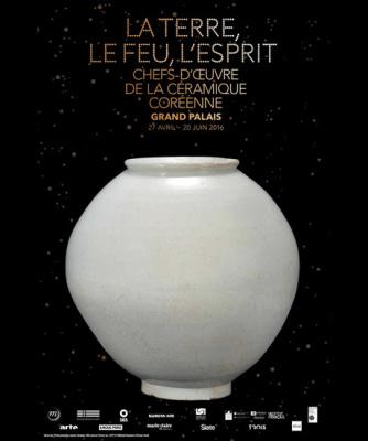 La terre, le feu et l'esprit : la céramique coréenne s'expose au Grand Palais