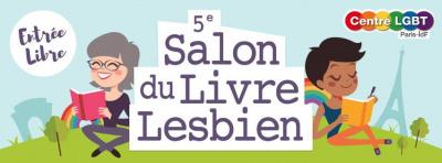 Salon du livre lesbien 2016