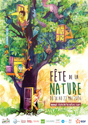 Fête de la nature 2016 à Bercy Village