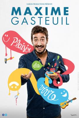 Maxime Gasteuil au Sentier des Halles : critique coup de coeur !