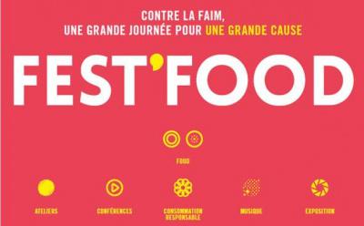 Fest'food à la Gaité Lyrique : une journée contre la faim