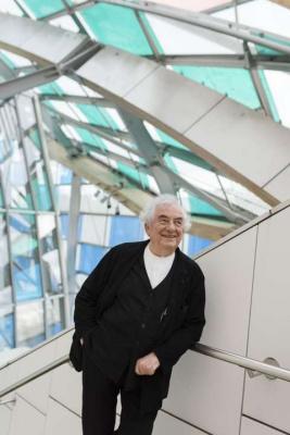 Daniel Buren, l'exposition à la Fondation Vuitton