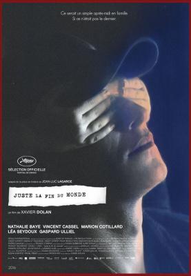Juste la fin du monde de Xavier Dolan : découvrez un premier extrait !