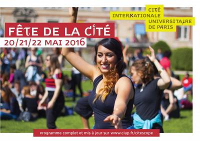 La Fête de la Cité 2016 à la Cité Universitaire