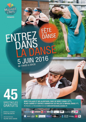 Entrez dans la danse, la Fête de la danse 2015