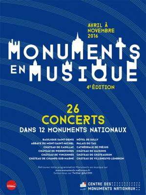 Monuments en musique : Carmina Burana au Château de Vincennes