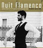 Nuit Flamenco au théâtre du Marais