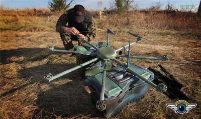 La technologie drone en question à la Gaité Lyrique