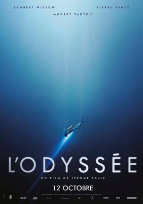 L'Odyssée : découvrez la bande-annonce du film sur Cousteau !
