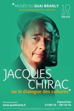 Jacques Chirac ou le dialogue des cultures, l'expo au musée du Quai Branly