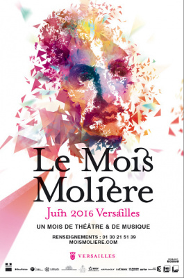 Le Mois Molière à Versailles en 201§, demandez le programme !