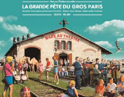 Grande fête du Gros Paris à Vitry-sur-Seine