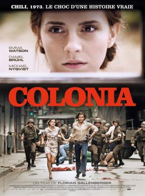 Colonia, le film historique le plus fort du mois de juillet !