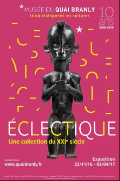 Eclectique, l'expo de l'hiver au musée du Quai Branly