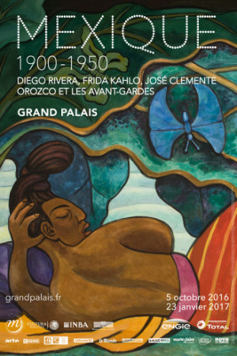 Mexique 1900-1950, l'exposition du Grand Palais