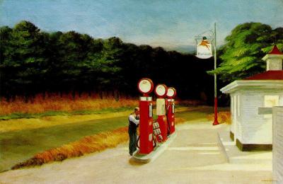 La peinture américaine des années 1930, l'expo du musée de l'Orangerie