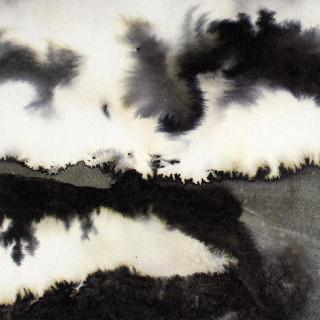 La Pente de la rêverie, l'exposition à la Maison de Victor Hugo