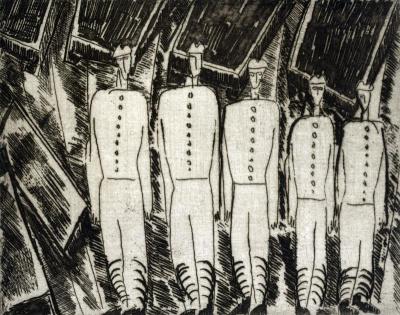 Destins de guerre, l'exposition du musée Zadkine