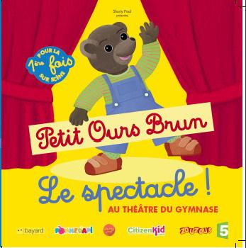 Petit Ours Brun au théâtre du Gymnase : gagnez vos places !