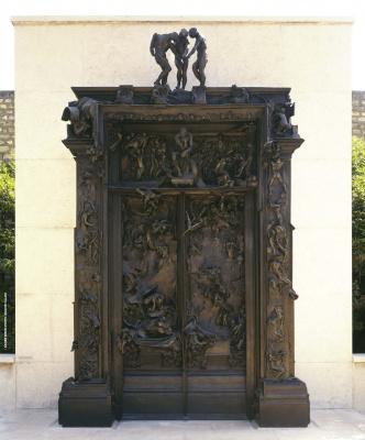 L'Enfer selon Rodin, l'exposition au musée Rodin