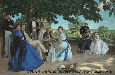 Frédéric Bazille, la jeunesse de l'impressionnisme, l'expo du musée d'Orsay