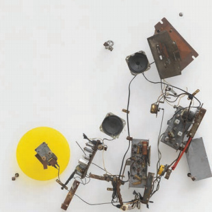 Jean Tinguely, l'expo très sixties de la galerie Vallois