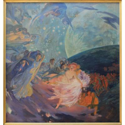Albert Besnard, l'exposition au Petit Palais