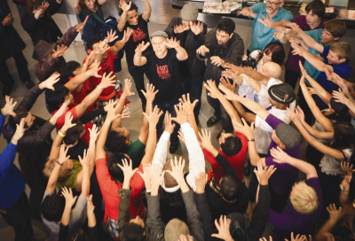 International Body Music Festival à la Maison des Métallos