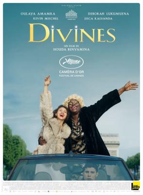 Divines, le succès du Festival de Cannes, dévoile sa bande-annonce