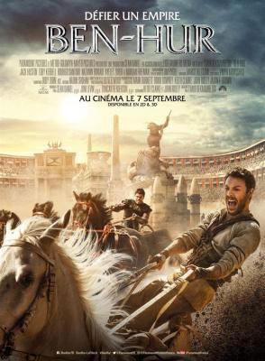 Ben-Hur : gagnez vos places !