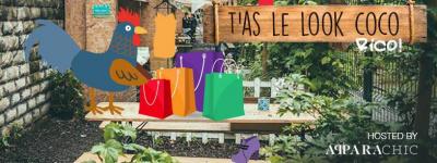 T'as le look coco(rico) à la REcylerie : marché de créateurs