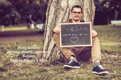 Apéro et shooting photo vegan dans le 13ème arrondissement