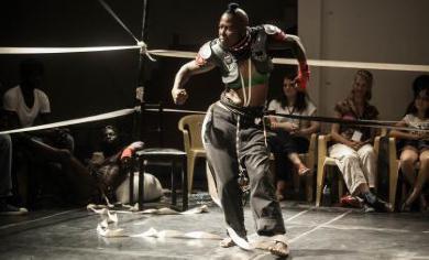 Danse : Nora Chipaumire au théâtre des Abbesses