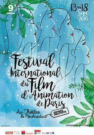 Le Festival du Film d'Animation de Paris 2016 au théâtre de Ménilmontant