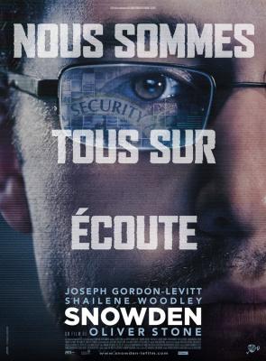 Snowden, découvrez la bande-annonce du thriller politique !