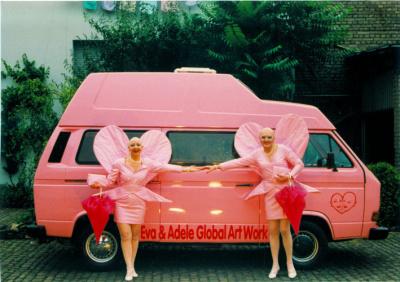 Eva & Adele, l'expo au MAMVP