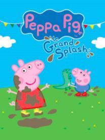 Peppa Pig au Casino de Paris