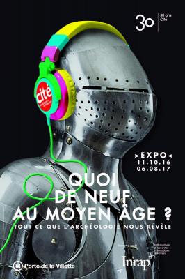 Quoi de neuf au Moyen Âge, l'expo à la Cité des Sciences