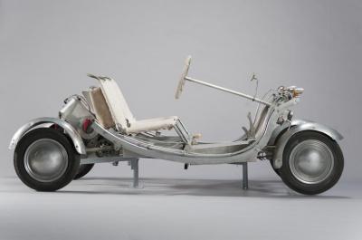"""En """"Carrosse"""" ! Avec Paul Arzens, l'expo du musée des Arts et Métiers"""