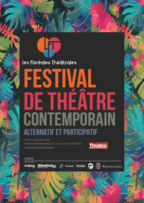 Les Floréales Théâtrales, le festival du théâtre de Ménilmontant