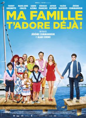 Ma famille t'adore déjà : la comédie française de cet automne !