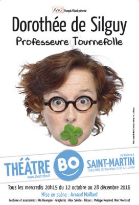 Dorothée de Silguy est la Professeure Tournefolle au BO Saint-Martin