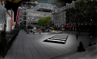 Nuit Blanche 2016 : Abbey Road s'invite à Beaubourg !