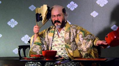 L'Écran japonais, l'expo à la Cinémathèque